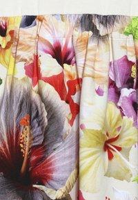 Molo - CARLA  - Žerzejové šaty - white/multi-coloured - 3