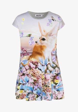CAELEY - Žerzejové šaty - multicolor