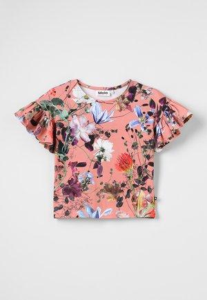 RAYAH - Print T-shirt - rose