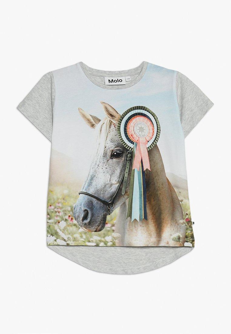 Molo - VANS X MOLO MACCI RISHA - T-shirts print - show horse