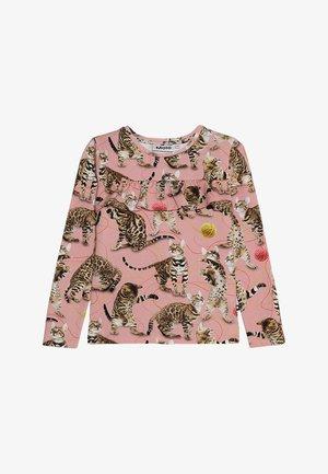 ROSITA - T-shirt à manches longues - rose