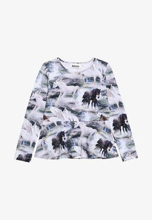 ROSALIND - Pitkähihainen paita - mottled grey