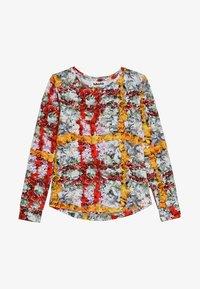 Molo - ROXANA - Bluzka z długim rękawem - multi-coloured/red - 2