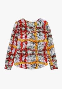 Molo - ROXANA - Bluzka z długim rękawem - multi-coloured/red - 1