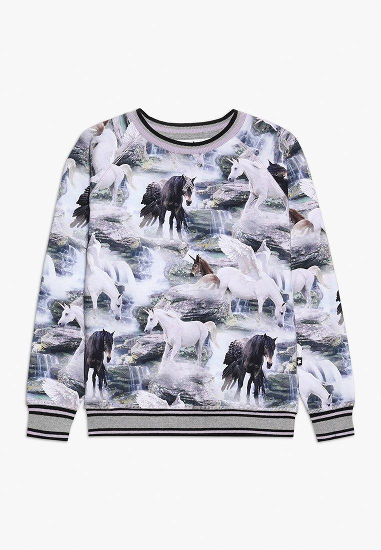 Molo - RAEWYN - Langarmshirt - mottled grey