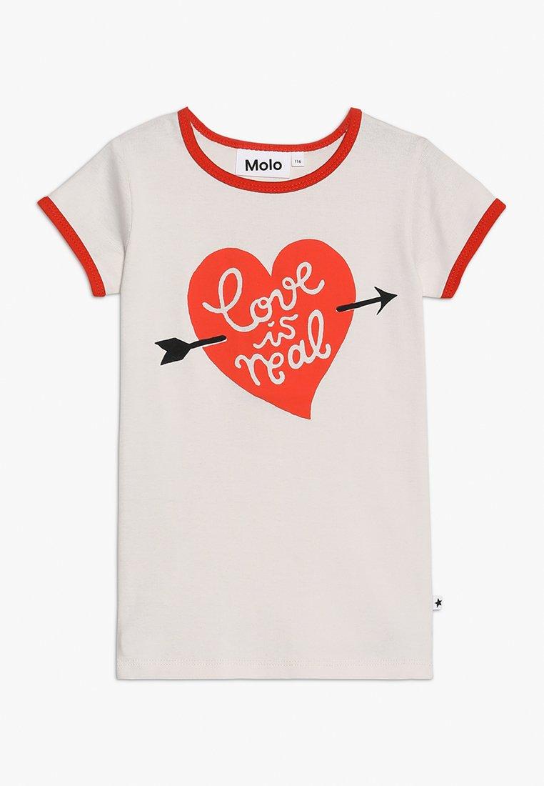 Molo - RHIANNON - T-Shirt print - parchment