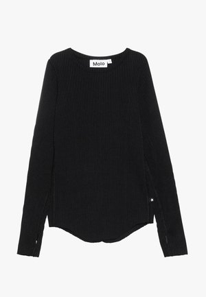 ROCHELLE - Long sleeved top - black