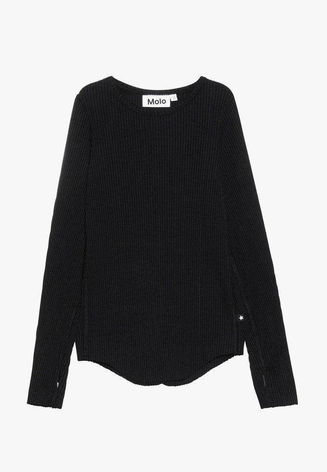 ROCHELLE - Långärmad tröja - black