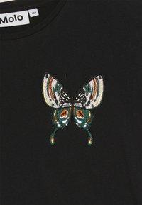 Molo - RAGNHILDE - Print T-shirt - black - 3
