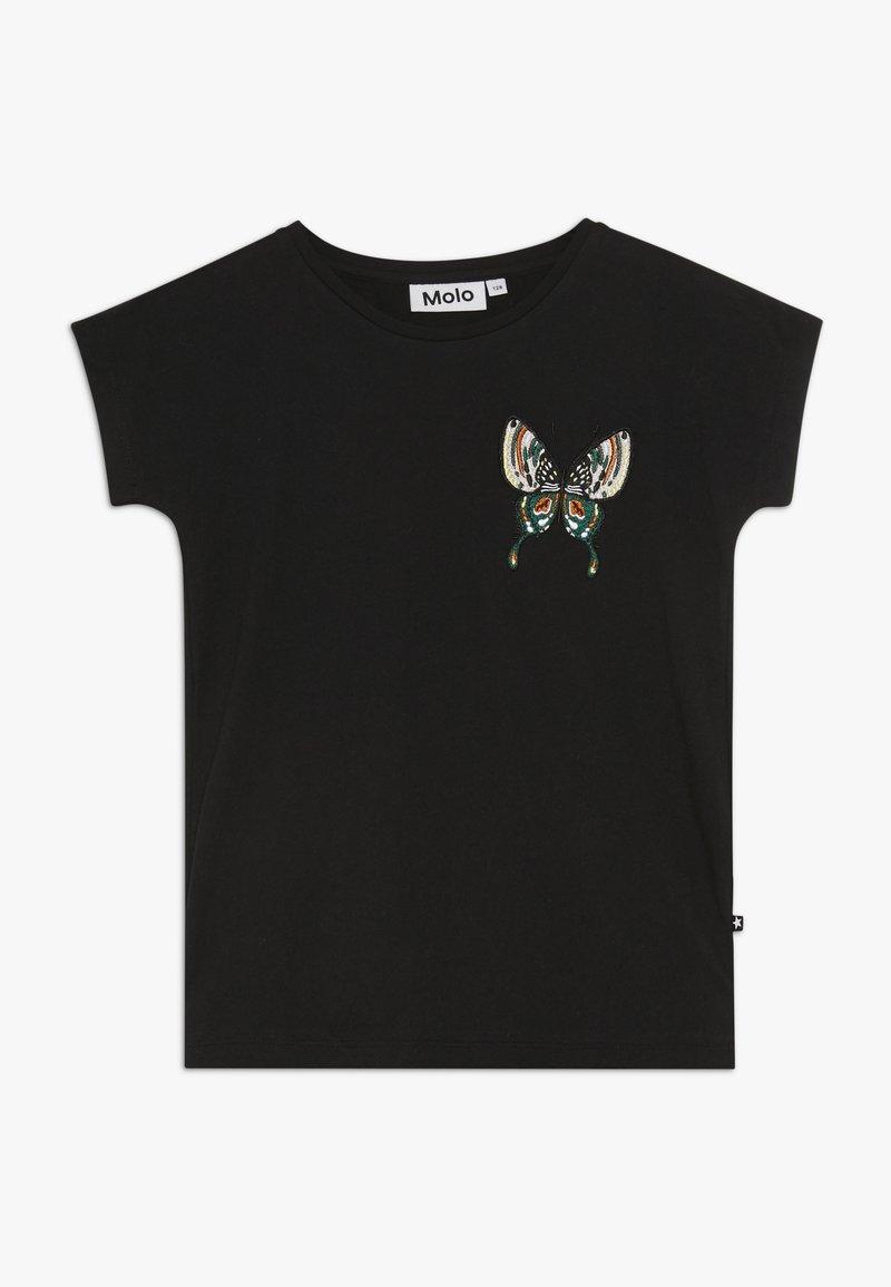 Molo - RAGNHILDE - Print T-shirt - black