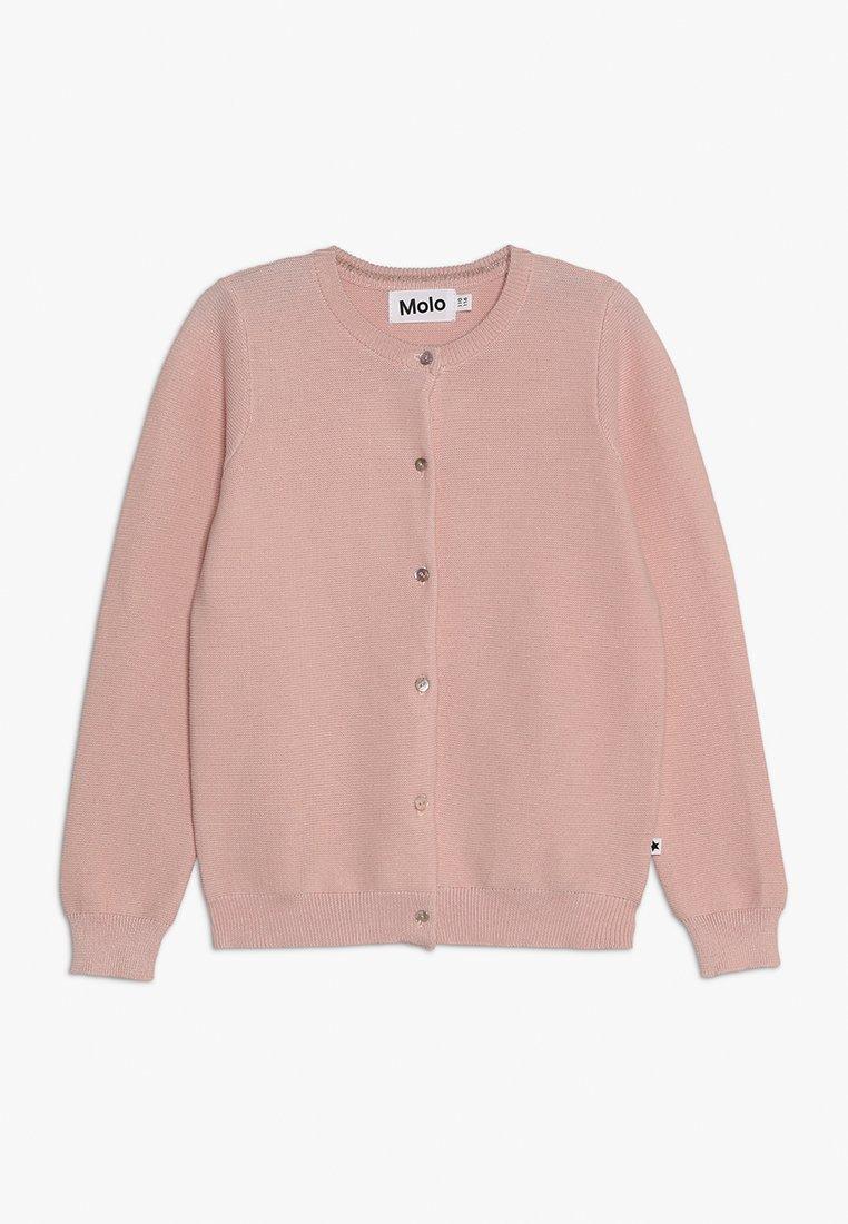 Molo - GEORGINA - Cardigan - petal blush