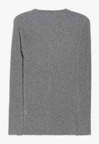 Molo - GENIE - Strikjakke /Cardigans - grey melange - 1