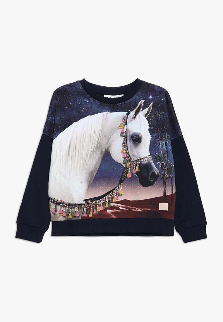 Molo - MARIGOLD - Sweatshirt - dark blue