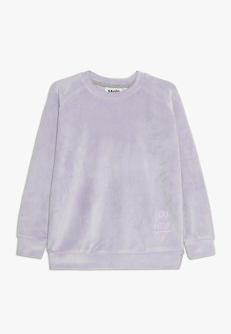 Molo - MARILEE - Sweatshirt - frozen lilac