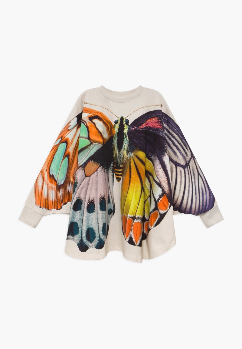 Molo - MARCELLA - Mikina - multi-coloured/white