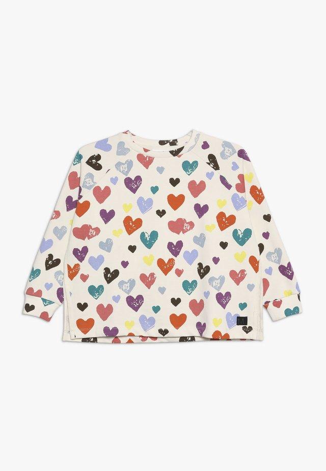 MARY - Sweatshirt - white/multi-coloured