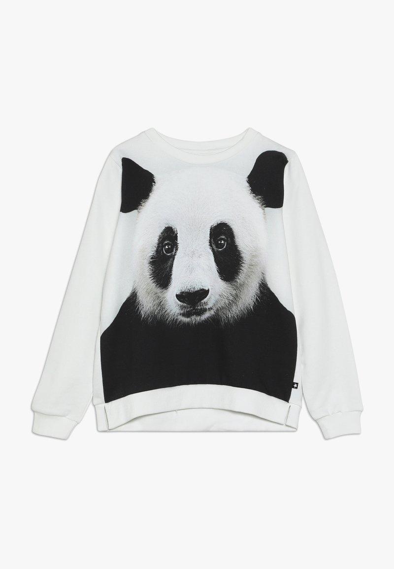 Molo - MARLEE - Sweatshirt - off white