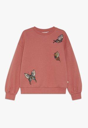 MALENA - Sweatshirt - faded rose