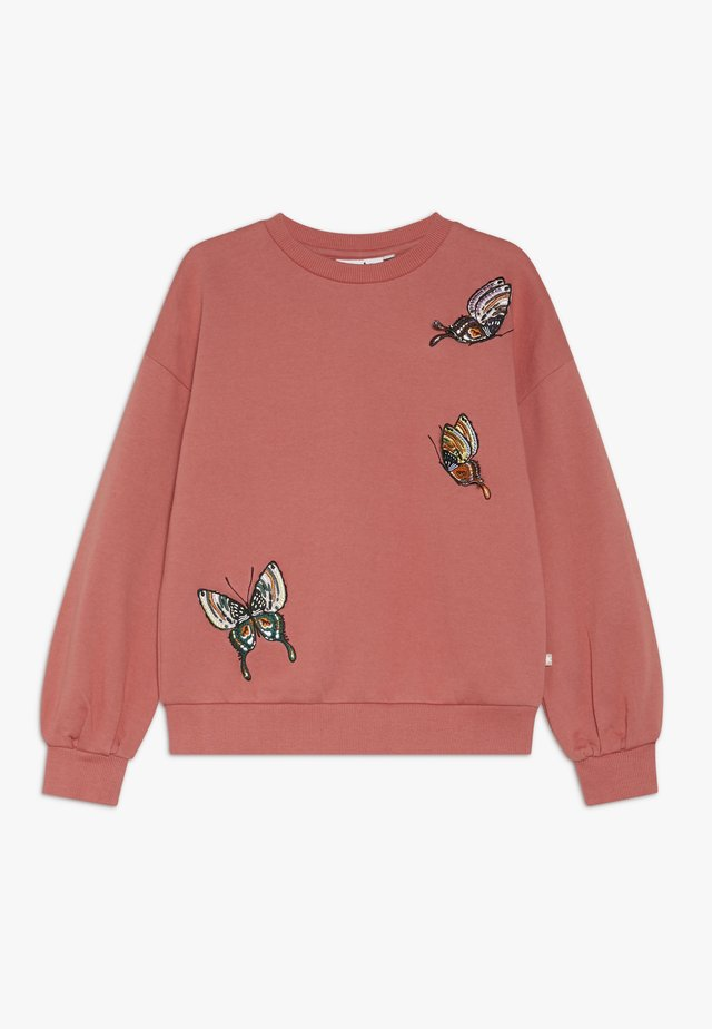 MALENA - Sweatshirt - faded rose