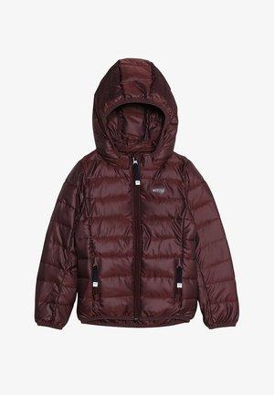 HERB - Zimní bunda - carbernet