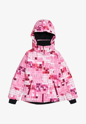 PEARSON - Zimní bunda - pink disco