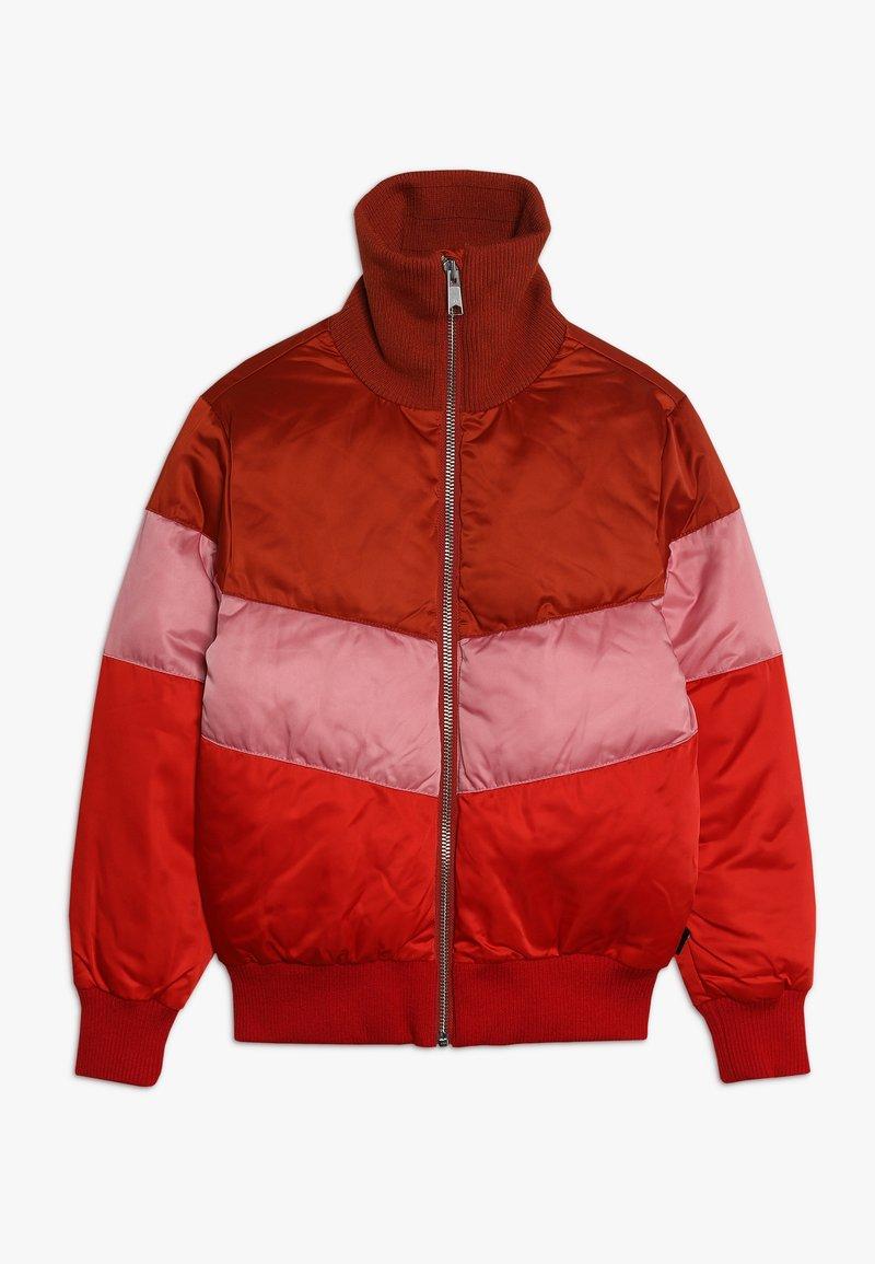 Molo - HEDIA - Zimní bunda - rooibos