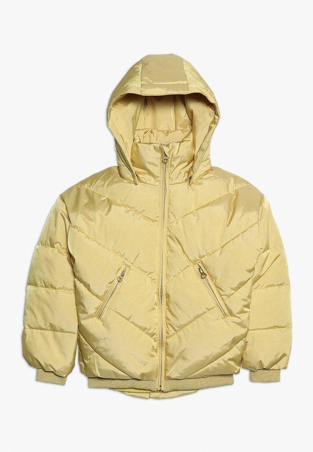 HAYLY - Zimní bunda - peacock gold