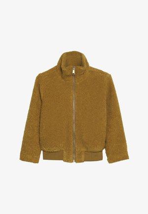 HALEEN - Summer jacket - peacock gold