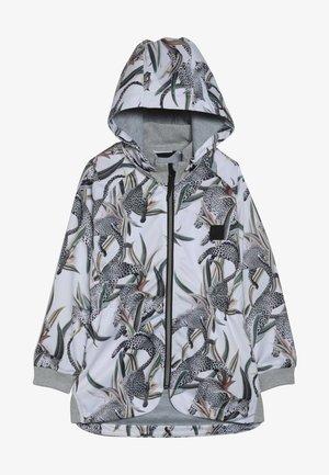 HILLARY - Lehká bunda - white/grey