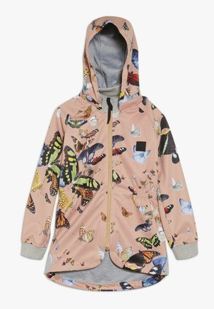 HILLARY - Light jacket - salmon/multi-coloured