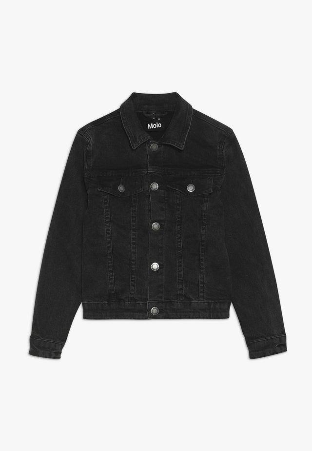 HEIDI - Cowboyjakker - washed black