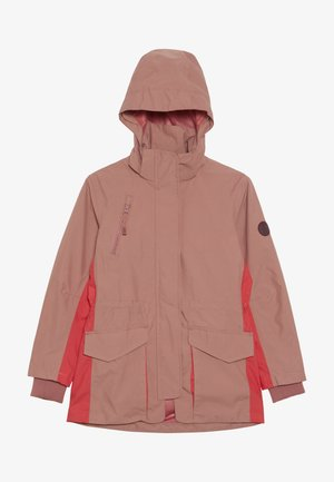 HENRIETTA - Outdoor jacket - withered rose