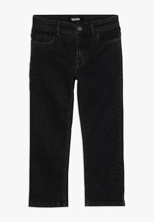 ANDY - Relaxed fit jeans - stonewash black