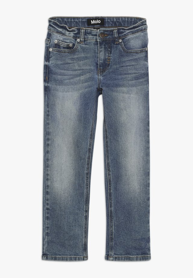 ALON - Jeans Slim Fit - vintage denim