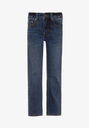 ALON - Straight leg jeans - dark indigo