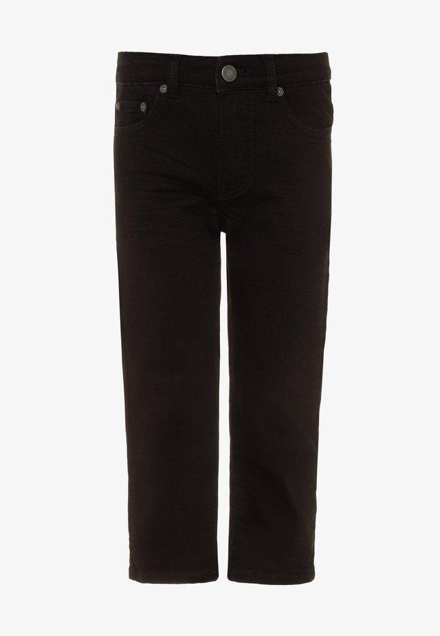 ALON - Jeans Straight Leg - black