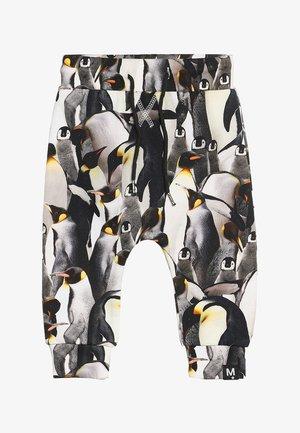 SOLOM - Spodnie materiałowe - grey