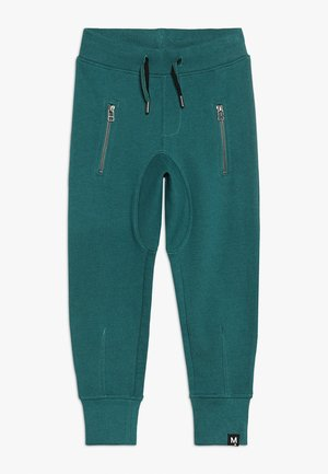 ASHTON - Teplákové kalhoty - shady green
