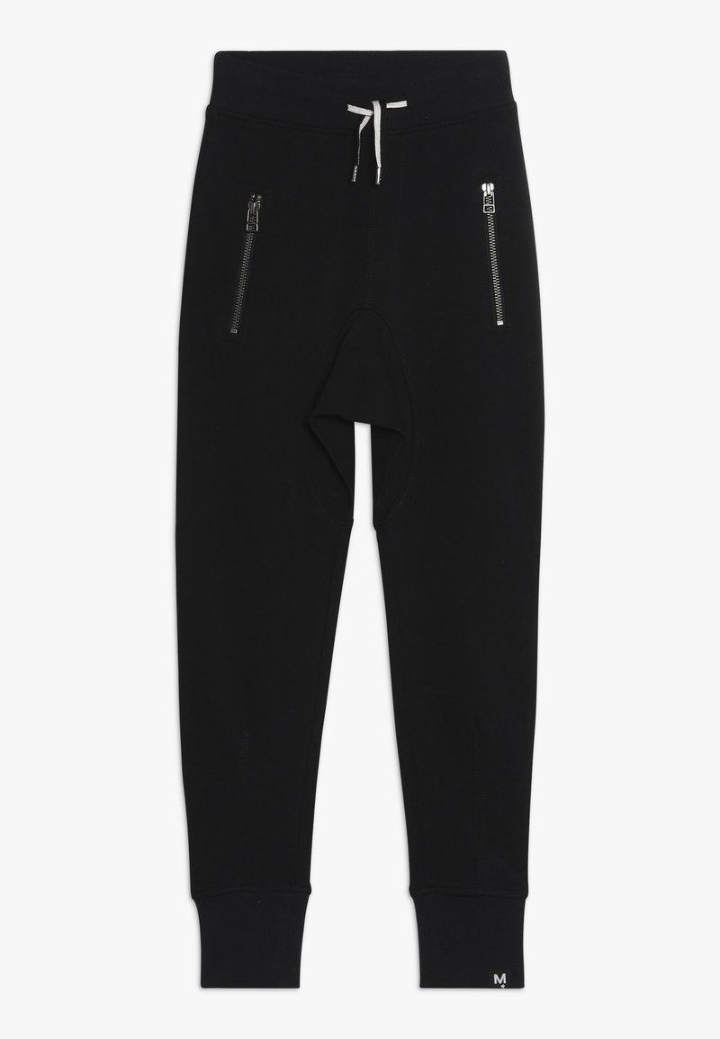 Molo - ASHTON - Teplákové kalhoty - black