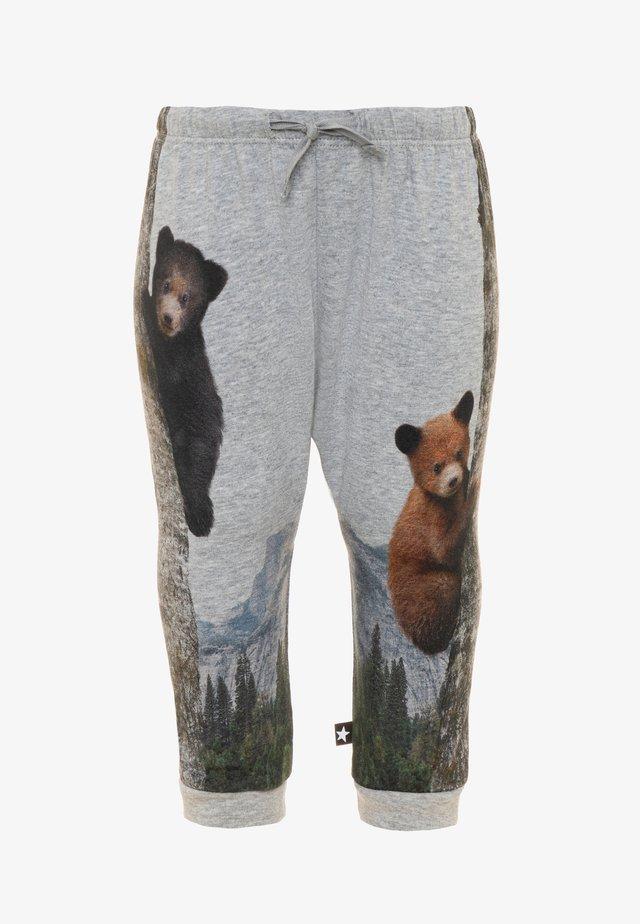 SABBE - Teplákové kalhoty - grey