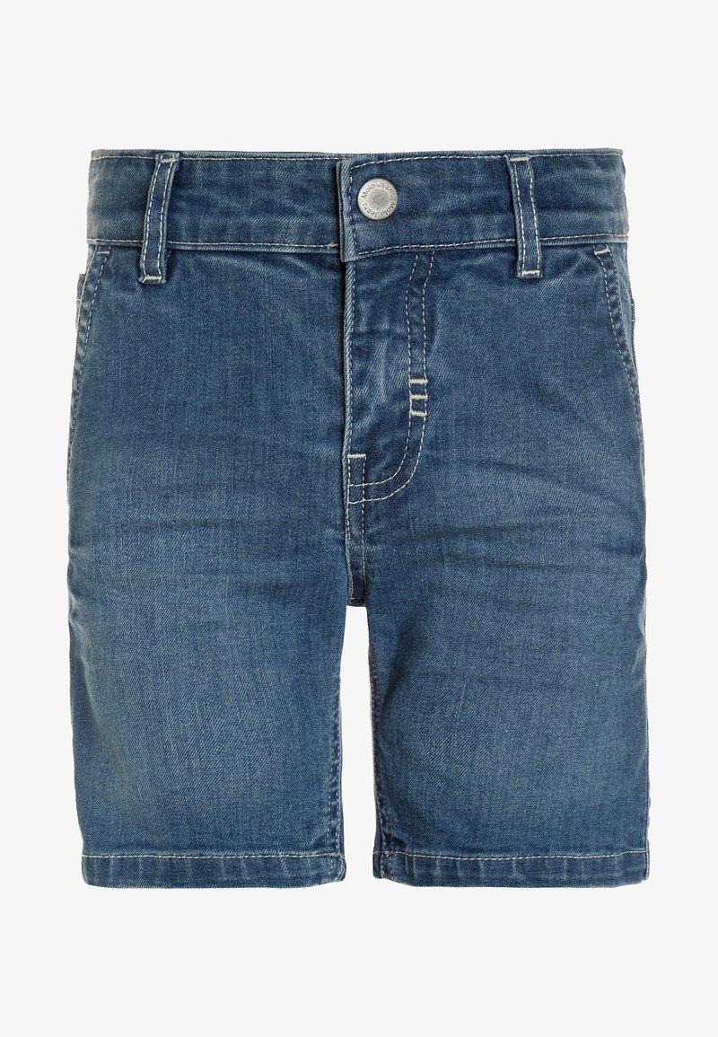 Molo - ASSER - Denim shorts - blue denim