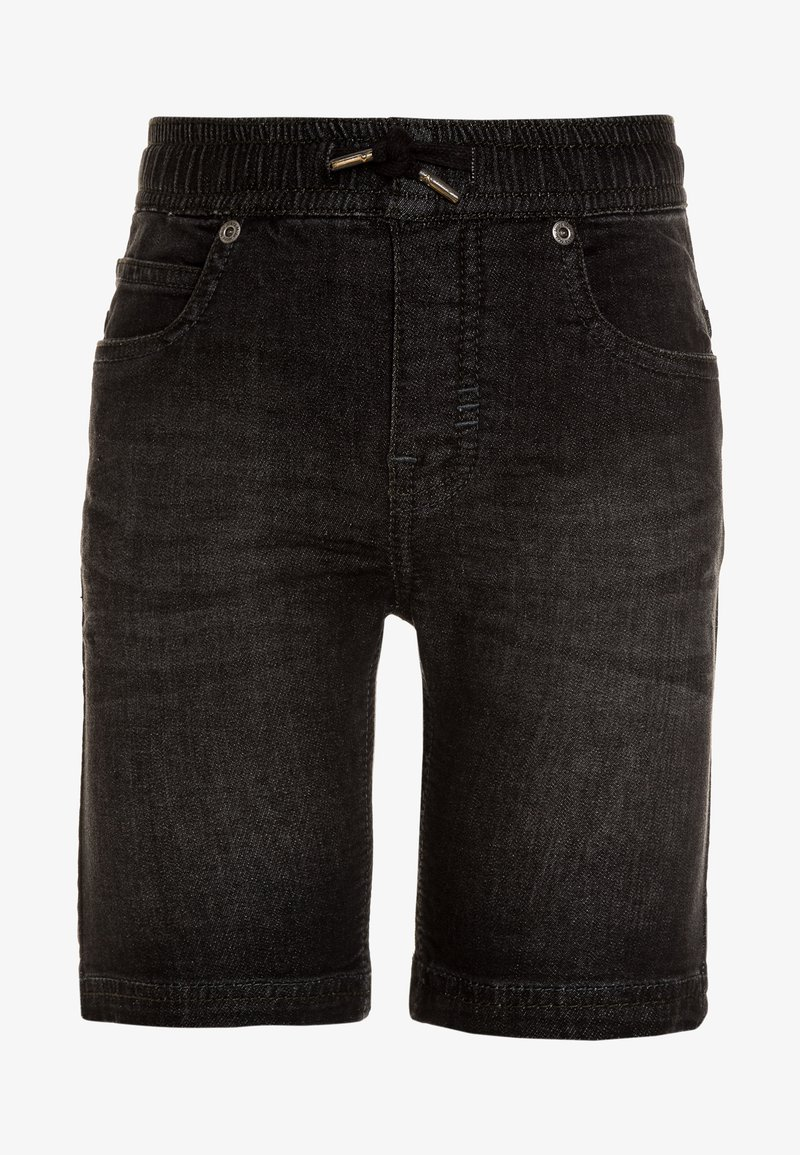 Molo - ALI - Jeans Shorts - charcoal denim
