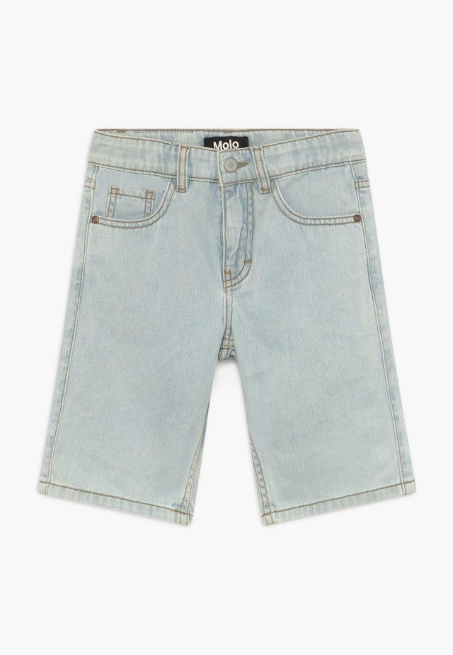 ADRIK - Shorts di jeans - denim