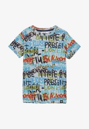 RAYMONT - T-shirts print - grey