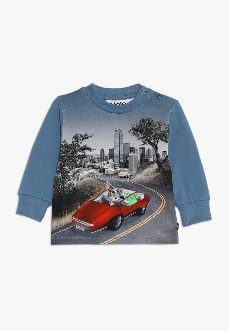 Molo - ELOY - Long sleeved top - blue