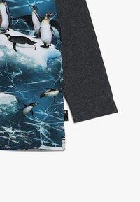 Molo - REMINGTON - Pitkähihainen paita - blue/mottled dark grey - 3