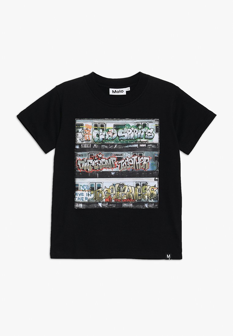 Molo - ROAD - T-Shirt print - black