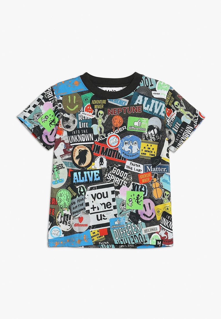 Molo - ROAD - T-shirts med print - multi-coloured
