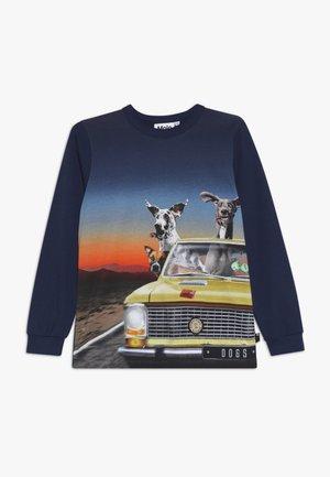 REZ - T-shirt à manches longues - canine cruising