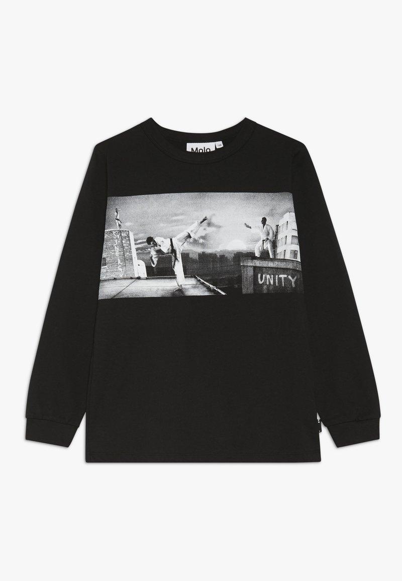 Molo - REZ - T-shirt à manches longues - black